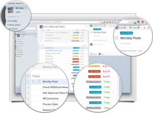 Management Tools Asana Screen